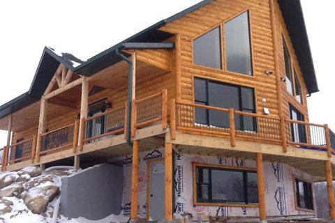 Hartland Construction custom home