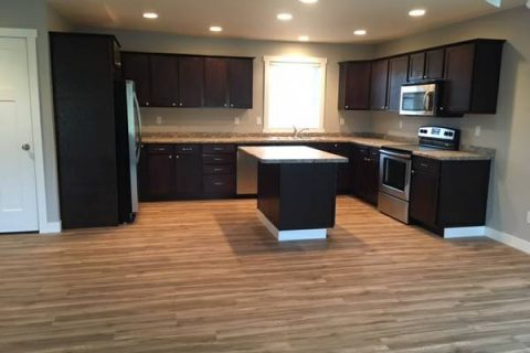 Hartland Rental kitchen now renting
