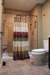 bathroom by Hartland Construction